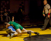 4396 Wrestling v Belle-Chr 011515