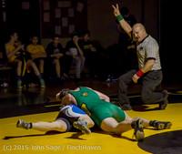 4399 Wrestling v Belle-Chr 011515