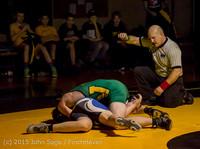4413 Wrestling v Belle-Chr 011515