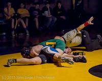 4423 Wrestling v Belle-Chr 011515