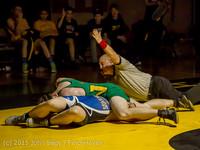 4442 Wrestling v Belle-Chr 011515