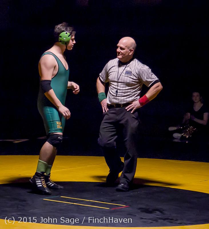 4486 Wrestling v Belle-Chr 011515
