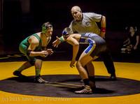 4504 Wrestling v Belle-Chr 011515