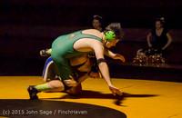 4542 Wrestling v Belle-Chr 011515