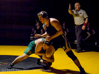 4658 Wrestling v Belle-Chr 011515