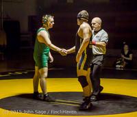 4871 Wrestling v Belle-Chr 011515