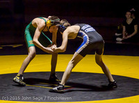 4909 Wrestling v Belle-Chr 011515