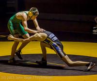 4914 Wrestling v Belle-Chr 011515