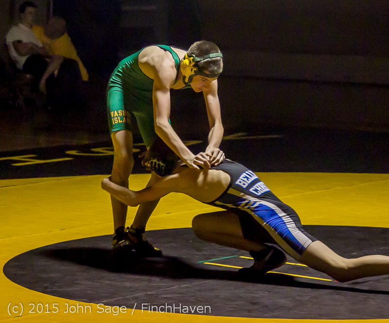 Island Christian School Wrestling