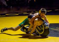4916 Wrestling v Belle-Chr 011515