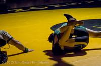 4949 Wrestling v Belle-Chr 011515