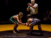 4992 Wrestling v Belle-Chr 011515