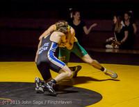 5011 Wrestling v Belle-Chr 011515