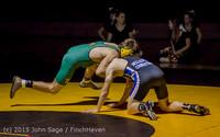 5027 Wrestling v Belle-Chr 011515