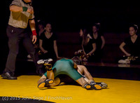 5039 Wrestling v Belle-Chr 011515