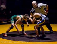 5119 Wrestling v Belle-Chr 011515
