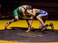 5126 Wrestling v Belle-Chr 011515