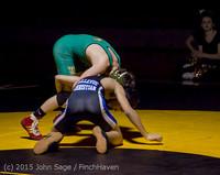 5144 Wrestling v Belle-Chr 011515