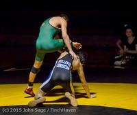 5148 Wrestling v Belle-Chr 011515