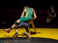 5152 Wrestling v Belle-Chr 011515