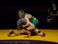 5162 Wrestling v Belle-Chr 011515