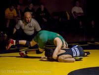 5205 Wrestling v Belle-Chr 011515