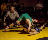 5221 Wrestling v Belle-Chr 011515