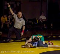 5227 Wrestling v Belle-Chr 011515