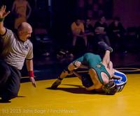 5241 Wrestling v Belle-Chr 011515