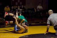 5253 Wrestling v Belle-Chr 011515