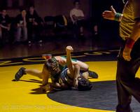 5305 Wrestling v Belle-Chr 011515