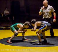 5347 Wrestling v Belle-Chr 011515