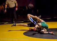 5376 Wrestling v Belle-Chr 011515