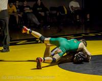 5381 Wrestling v Belle-Chr 011515