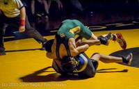 5410 Wrestling v Belle-Chr 011515