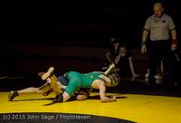 5571 Wrestling v Belle-Chr 011515