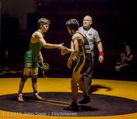 5674 Wrestling v Belle-Chr 011515