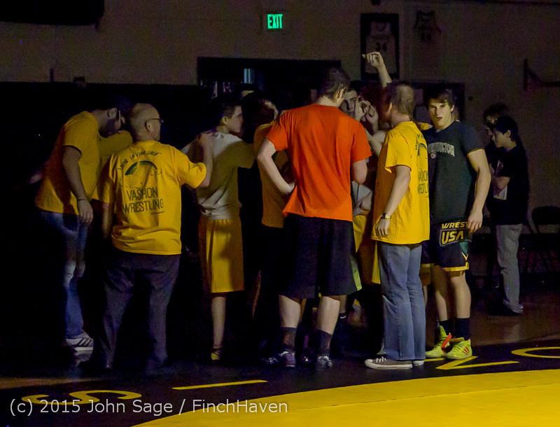 5700 Wrestling v Belle-Chr 011515