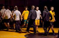 5737 Wrestling v Belle-Chr 011515