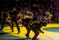 1819 Varsity Wrestling v Montesano 121015