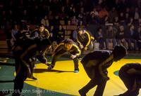 1824 Varsity Wrestling v Montesano 121015