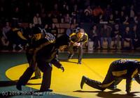 1835 Varsity Wrestling v Montesano 121015