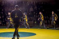 1854 Varsity Wrestling v Montesano 121015