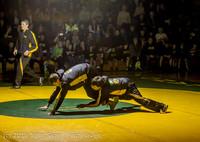 1878 Varsity Wrestling v Montesano 121015