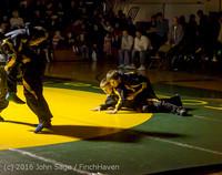 1913 Varsity Wrestling v Montesano 121015