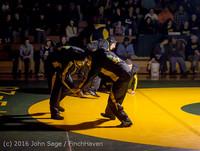 1915 Varsity Wrestling v Montesano 121015