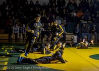 2051 Varsity Wrestling v Montesano 121015