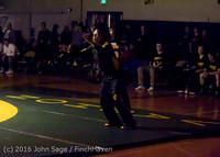 2084 Varsity Wrestling v Montesano 121015