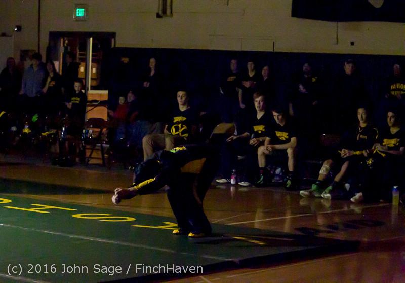 2090 Varsity Wrestling v Montesano 121015