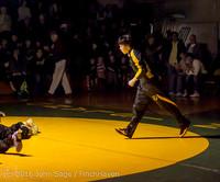 2109 Varsity Wrestling v Montesano 121015